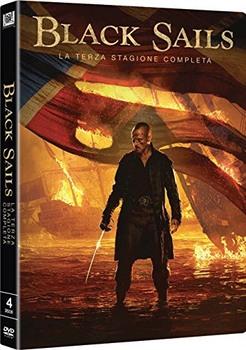 Black Sails - Stagione 3 (2016)[completa] 3xDVD9+1xDVD5 COPIA 1:1 ITA-ENG-ESP