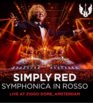 Simply Red ‎- Symphonica In Rosso (2018) DVD9