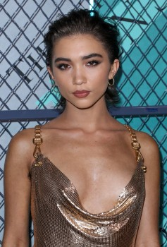 ROWAN BLANCHARD - Tiffany Men's Collection Event 10/11/19