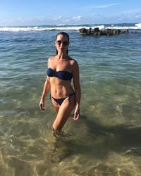 Brooke Shields in a Bikini - 12/29/19 Instagram