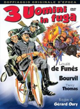 Tre uomini in fuga (1966) DVD9 ita fra