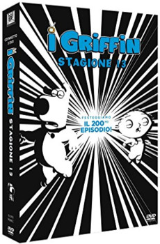 I Griffin (2011) Stagione 13 [ Completa ] 3 x DVD9 ITA ENG TED