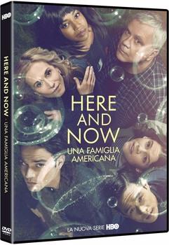 Here and Now (2018) Stagione 1 [ Completa ] 4 x DVD9 COPIA 1:1 ITA MULTI