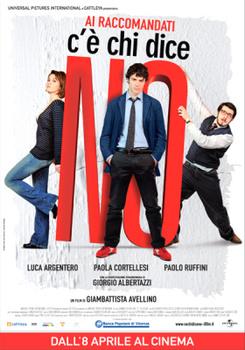 C'è chi dice no (2011) DVD9 Copia 1:1 ITA