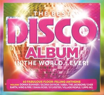 VA - The Best Disco Album In The World... Ever! (2019) Full Albüm İndir
