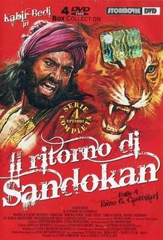 Il ritorno di Sandokan (1996) [ Stormvideo ] 4 x DVD9 COPIA 1:1 ITA FRA TED