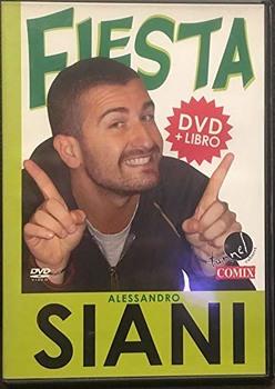 Alessandro Siani - Fiesta (2004) DVD5 COPIA 1:1 ITA