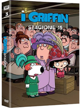 I Griffin - Stagione 15 (2013) [Completa] 3 x DVD9 ITA-ENG