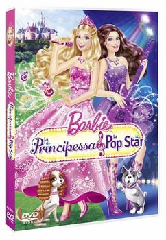 Barbie La principessa e la popstar (2012) DVD9 COPIA 1:1 ITA-MULTI