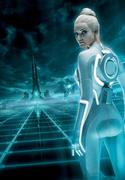 Трон: Наследие / TRON: Legacy (Джефф Бриджес, Гаррет Хедлунд, Оливия Уайлд, 2010)  3a3b671356007395