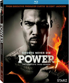 Power - Stagione 3 (2016) [4-Blu-Ray] Full Blu-Ray AVC ITA FRE GER DD 5.1 ENG DTS-HD MA 5.1