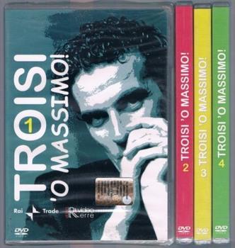 Massimo Troisi - Troisi 'o massimo (1998) 4xDVD5 COPIA 1:1 ITA