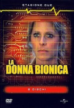 La donna bionica (1977) Stagione 2 [ Completa ] 6 x DVD9 COPIA 1:1 ITA ENG