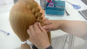 Плетение кос - Идеи кос (2019) Видеокурс