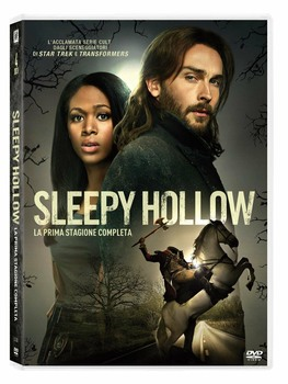 Sleepy Hollow (2013–2017) Stagione 1 [ Completa ] 4 x DVD9 COPIA 1:1 ITA ENG TED