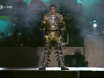 Michael Jackson - History World Tour Live in Munich (1997) SATRip