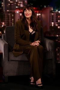 Liv Tyler -        Jimmy Kimmel Live Hollywood January 21st 2020.