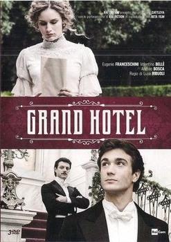 Grand Hotel - Stagione 1 (2016) 3 x DVD9 COPIA 1:1 ITA