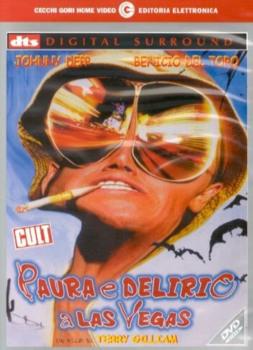 Paura e delirio a Las Vegas (1998) DVD9 Copia 1:1 ITA-ENG