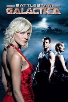 Battlestar Galactica (2004) stagione 1 [completa] 4xDVD9 COPIA 1:1 ITA ING