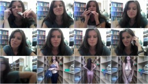 f604d41330905577 - Naked In Library On Skype - Skype Fetish