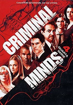 Criminal Minds - Stagione 4 (2008-2009) [Completa] 6xDVD9 COPIA 1:1 ITA ENG TED