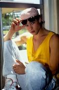 Брэд Питт (Brad Pitt) Michael Benabib Photoshoot 1988 (8xHQ) 8b49541358524838