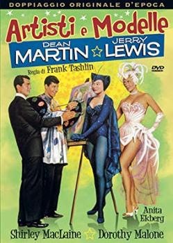 Artisti e modelle (1955) DVD9 Copia 1:1 ITA-ENG-FRE-GER
