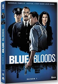 Blue Bloods (2010) Stagione 1 [Completa] 6xDVD9 Copia 1:1 Ita Multi