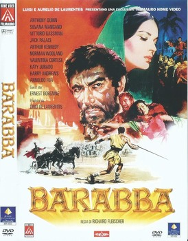 Barabba (1961) DVD9 COPIA 1:1  ITA