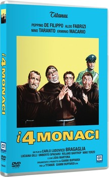 I 4 monaci (1962) DVD5 COPIA 1:1 ITA