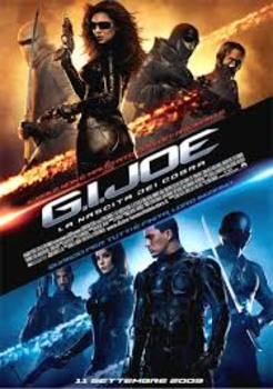 G.I. Joe - La nascita dei Cobra (2009) DVD9 COPIA 1:1 Ita-Ing