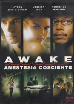 Awake - anestesia cosciente (2007) dvd9 copia 1:1 ita/ing