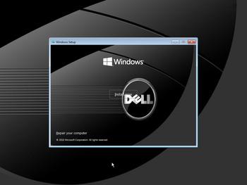 Windows 10 Enterprise LTSC x64 1809 Dell Custom by Proteus (2020) ENG+RUS+GER