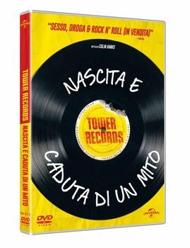 Tower Records - Nascita e caduta di un mito (2015) DVD9 COPIA 1:1 ENG SUB ITA MULTI