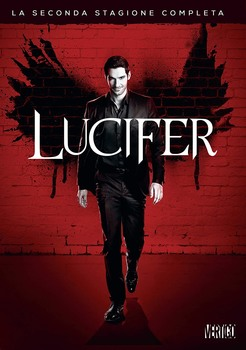 Lucifer (2016) Stagione 2 [ Completa ] 3 x DVD9 COPIA 1:1 ITA ENG FRA TED