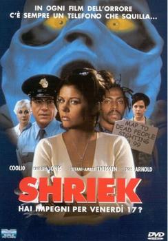 Shriek - Hai impegni per venerdì 17 (2000) DVD5 COPIA 1:1 ITA ENG