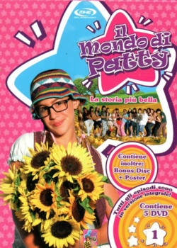 Il mondo di Patty (2007–2008) Stagione 1 [ Completa ] 4 x DVD9 1  x DVD5 COPIA 1:1 ITA SPA