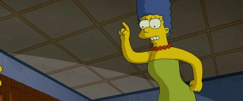 The Simpsons Movie 2007 1080p BluRay DTS Proper x264-ESiR screenshots