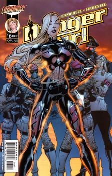 Danger Girl 1-5 Cover