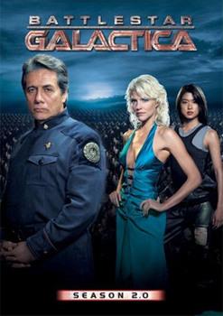Battlestar Galactica (2005) stagione 2 [completa] 5xDVD9 COPIA 1:1 ITA ING