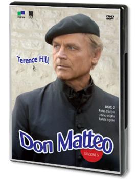 Don Matteo - Stagione 05 (2006) 8xDVD9 Copia 1:1 ITA
