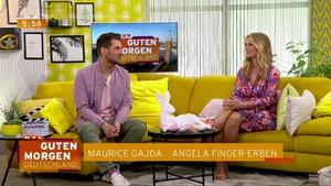 Erben angela hd finger Angela Finger