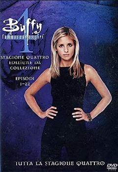 Buffy l'ammazzavampiri (1999-2000) stagione 4 [completa] 6xDVD9 COPIA 1:1 ita ing