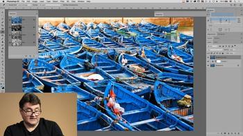 Adobe Photoshop - Работа с кривыми. Практика применения (2019) Мастер-класс