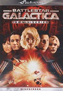 Battlestar Galactica - TV Mini-Serie (2003) DVD9 COPIA 1:1 ita ing