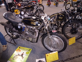 Salon Motocycliste de LYON. 470da51334414030