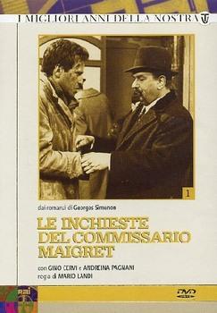 Le inchieste del commissario Maigret (1964-1972) 13xDVD9 5xDVD5 COPIA 1:1 ITA