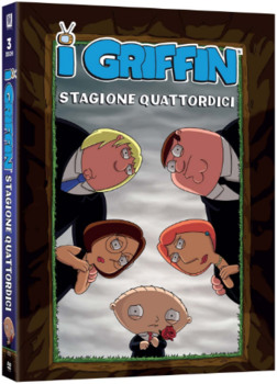 I Griffin - Stagione 14 (2012) [Completa] 3 x DVD9 ITA-ENG