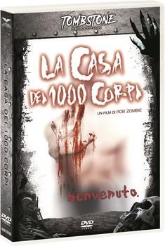 La casa dei 1000 corpi (2003) DVD9 COPIA 1:1 ITA ENG